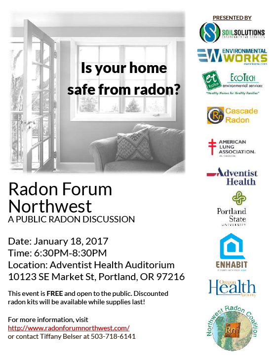 General Public Radon Forum Flyer_2017
